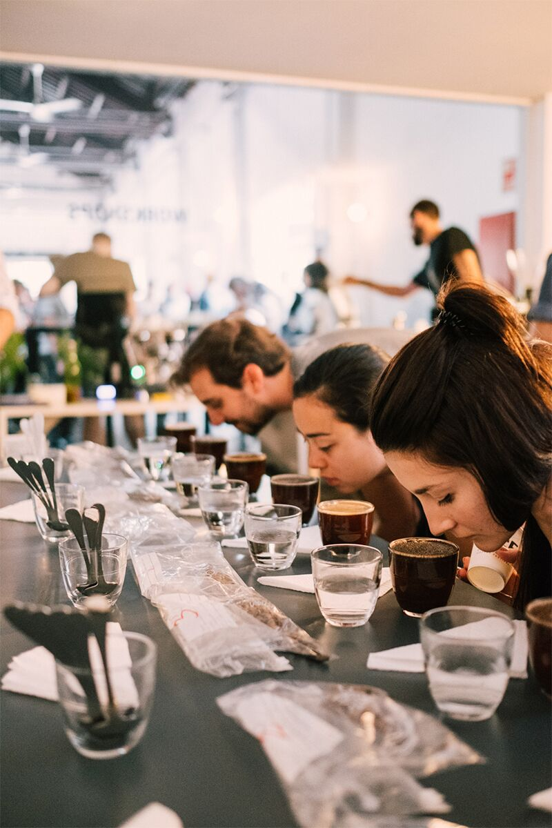 independent coffee festival
