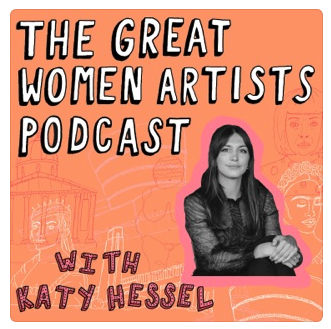 podcast_thegreatwomenartists