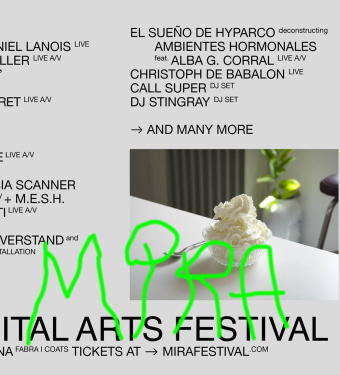 MIRA - Digital Arts Festival